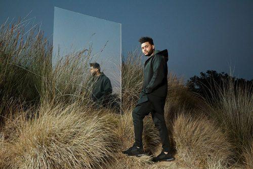 The Weeknd con las nuevas zapatillas Puma Ignite Limitless