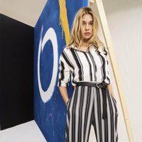 Stella Maxwell en la nueva campaña de Pepe Jeans primavera/verano 2018