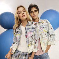 Pepe Jeans junto a Stella Maxwell y Pepe Barroso Silva presentan la nueva colección primavera/verano 2018