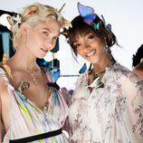 Collares de Y con cristales brillantes de la colección Swarovski primavera/verano 2018