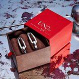Pulseras plateadas de la colección UNOde50 para San Valentín Genderless
