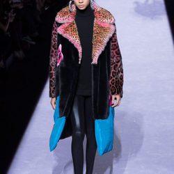 Desfile de Tom Ford para la temporada de otoño 2018 en Nueva York Fashion Week