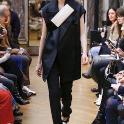 Desfile de Victoria Beckham en la Nueva York Fashion Week de la campaña otoño/invierno 2018