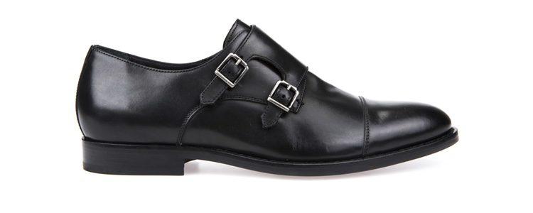Zapatos Hampstead negros de la colección primavera/verano 2018 de GEox