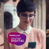 Paz Vega en el spot de Varilux con la imagen de Paz Vega 2018