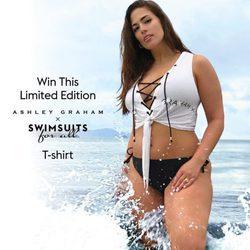 Nueva campaña de bikinis y bañadores Swimsuits For All con Ashley y Linda Graham 2018