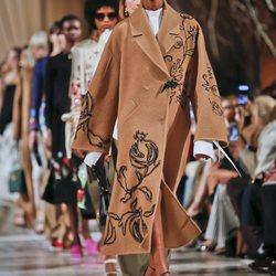 Desfile de Oscar de la Renta otoño/invierno 2018 en la Nueva York Fashion Week