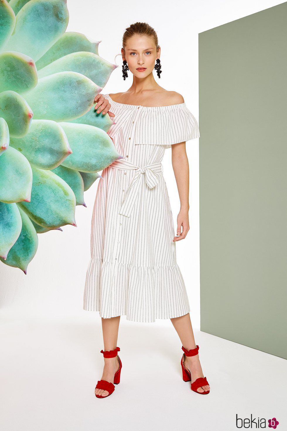 Vestidos primavera verano 18