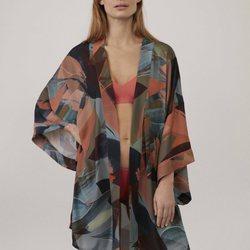Colección de Oysho Sleepwear en colaboración con el artista Albert Riera para  primavera/verano 2018