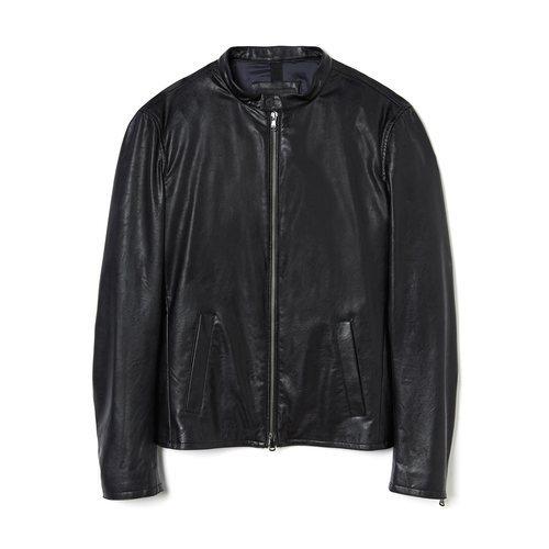 Cazadora para hombre en color negro de la Nueva Colección SS2018 de la firma Sisley