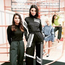 Daniëlle Cathari , Adidas y Kendall Jenner crean la Nueva Colección Cápsula 2018