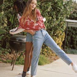 Pull and Bear presenta su colección Teen Girl  para la próxima primavera 2018