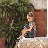 Zapatillas en beige de niña de la  nueva colección primavera/verano 2018 de Gioseppo