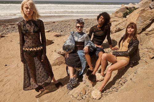 Cuatro protagonistas del nuevo colectivo de UGG para la primavera/verano 2018