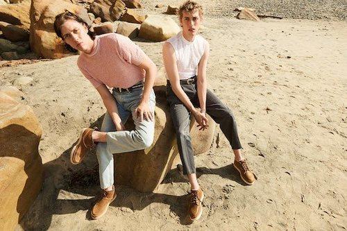 Zapatos marrones de hombre de UGG para la primavera/verano 2018