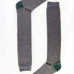 Diseños originales de calcetines coloridos  de la firma española Naïve 2018
