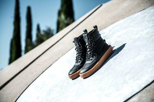 Zapatillas Puma  XO 2.0 con la colaboración de The Weekend en un diseño miitar