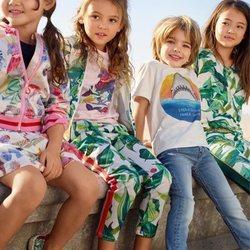 Nueva exclusiva ropa infantil de H&M en colaboración con dos diseñadores gráficos
