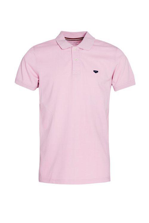 Polo de tonalidad rosa palo de Salsa para la primavera 2018