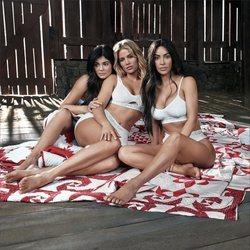 Nueva colección Calvin Klein Underwear primavera/verano 2018 con el clan Kardashian protagonizando la campaña
