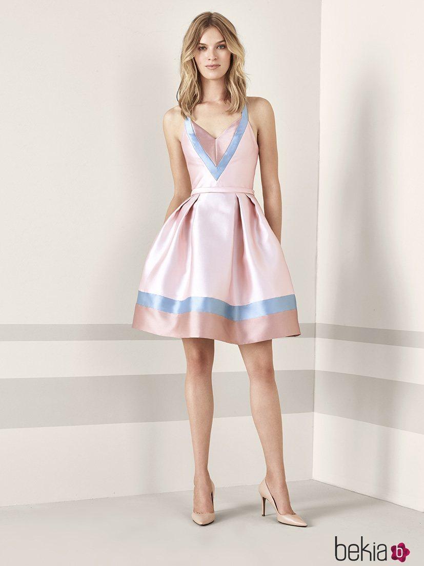 112e84c09 Imagenes de vestidos cortos de moda 2019 - Vestidos no caros 2019