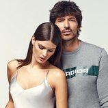 Isabel Fontana y Andrés Velencoso protagonizan la campaña de  Carmela primavera/verano 2018