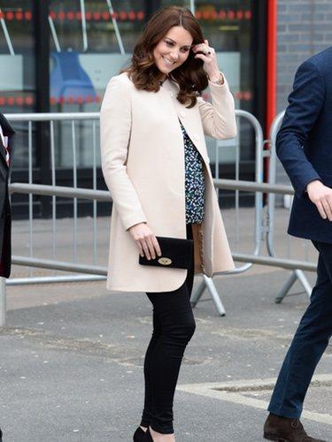 Kate Middleton en un evento de SportsAid en Londres