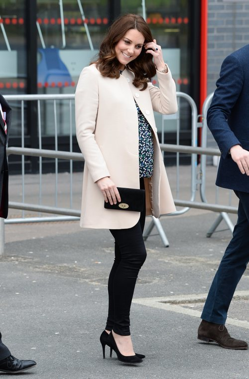 Kate Middleton en un evento de SportsAid en Londres