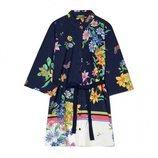 Kimono de flores de la colección 'Coachella Vibes' 2018