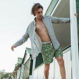 Bañador con estampado de la nueva colección primavera/verano 2018 de Naïve