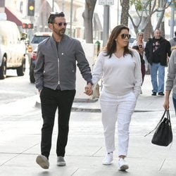 Los looks premamá de Eva Longoria en su primer embarazo