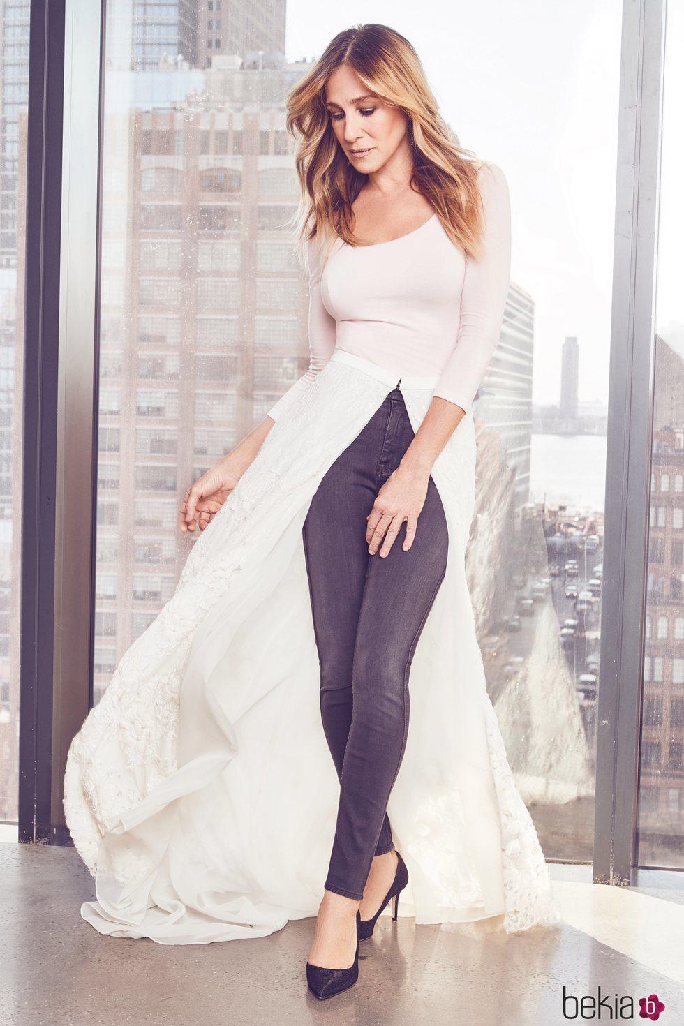 Foto : El vestido de novia de Sarah Jessica Parker en Sexo