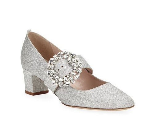 Zapato para novia de la colección primavera 2018 de Sarah Jessica Parker