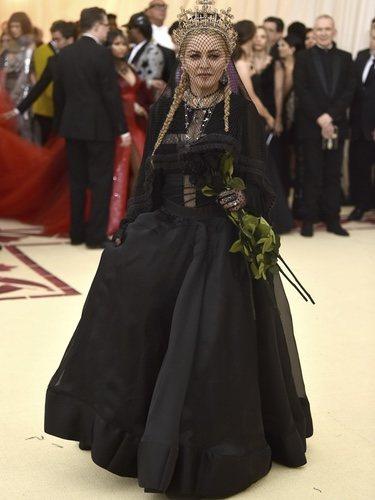 Madonna de Jean Paul Gaultier en la Gala Met 2018