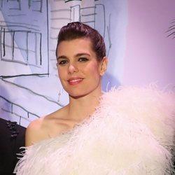 Carlota Casiraghi es la escogida de Saint Laurent para su colección otoño 2018