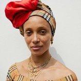 Adwoa Aboah protagoniza la colección de Burberry otoño/inverno 2018-2019