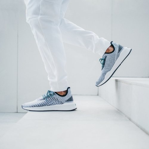 Zapatillas blancas AVID evoKNIT X DIAMOND 2018