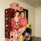 Prendas de estampado tropical de la colección verano 2018 de Pull&Bear