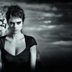 Imagen de la nueva campaña de TAG Heuer con Cara Delevingne