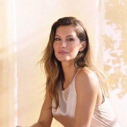 Gisele Bündchen en una imagen de la campaña para Intimissimi