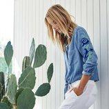 Camisa vaquera de la nueva colección primavera/verano 2018 de Rails