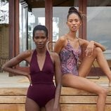 Bañadores de la nueva colección Beachwear 2018 de Oysho