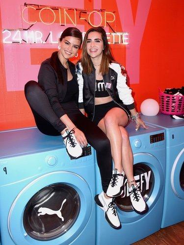 Puma presenta 'Defy Puma City' con Selena Gomez