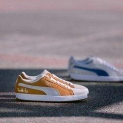 Puma presenta las nuevas zapatillas Suede 50 x Bobbito