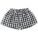 Shorts de cuadros vhicy de la colección 'Black&White' de Chicco