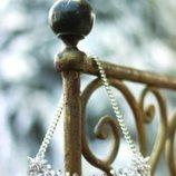 Collar de cristales transparentes de la colección 'Crystal Tales' de Swarovski