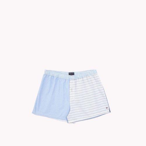Shorts de la colección cápsula sostenible primavera 2018 de Tommy Hilfiger