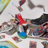 Zapatillas y botas de la nueva colección 'Vans X Marvel' de Vans