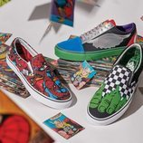Zapatillas de la nueva colección 'Vans X Marvel' de Vans