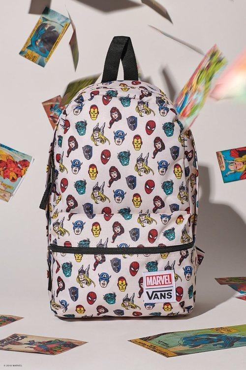 corazón Salvación Increíble  Vans X Marvel', la nueva colección de superhéroes de Vans - Galería en  Bekia Moda
